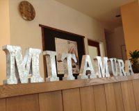 ミタムラ建築の事務所内