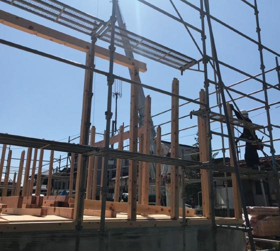 ミタムラ建築デザイン工房の「適材適所」